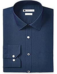 Symbol Amazon Brand Men's Formal FIL a FIL Slim Fit Shirt