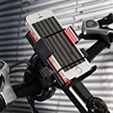 Best Xcellent Global Phone Car Holders - Easy Handlebar Bicycle Motorcycle Phone Holder Mount IPHONE Review