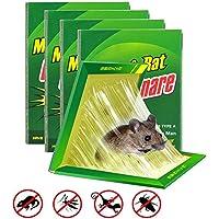Mouse Traps, trampas de pegamento para ratones,(5 Pack)