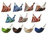 Kronenburg Mehrpersonen Hängematten, Stabhängematten, Hängestühle und Befestigungsmaterial - Verschiedene Modelle, Farben und Größen