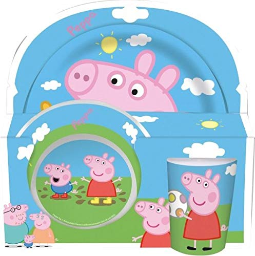Peppa Pig 3tlg....