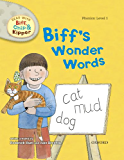 Biff's Wonder Words (Read With Biff, Chip and Kipper Level1) (Read With Biff Chip & Kipper)