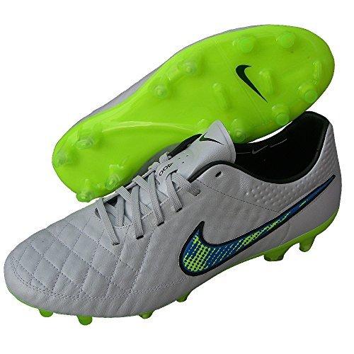 Nike Unisex-Kinder Md Runner 2 (PSV) Cross-Trainer Grau (Pure Platinum/Anthracite-Cool 015), 35 EU