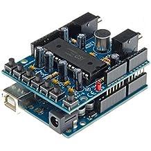Kit montado Audio Shield para Arduino®