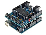 Kit montado Audio Shield para Arduino