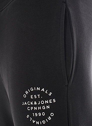 Jack & Jones Herren Hosen / Jogginghose jorWing Schwarz