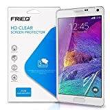 Samsung Galaxy Note 4 Screen Protector, FRiEQ [3 - Best Reviews Guide