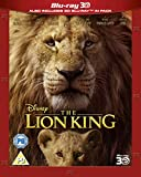 Disney's The Lion King [Blu-ray 3D] [2019] [Region Free]