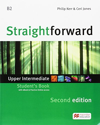 STRAIGHTFWD Upp Sb (ebook) Pk 2nd Ed (Straightforward)