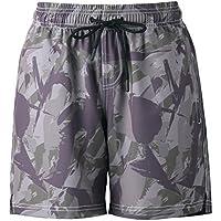 Xdkjan Pantalones Cortos de Verano para Hombre de Playa Pantalones Cortos Estampados de Cuatro Lados Elásticos Bolsillo Casual Pantalones, Color XL, Tamaño C
