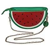 Xidan FM8 Damen Obst Wassermelone Zitrone Design PU leder clutch seitliche Tasche (Wassermelone...