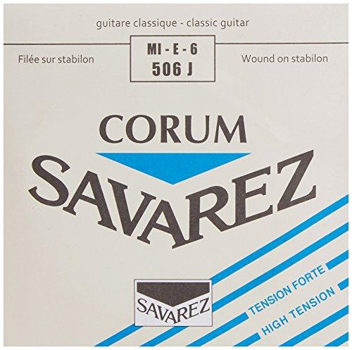 Savarez 656056 Corum Alliance 506 J E6 Saiten Für Klassik-Gitarre