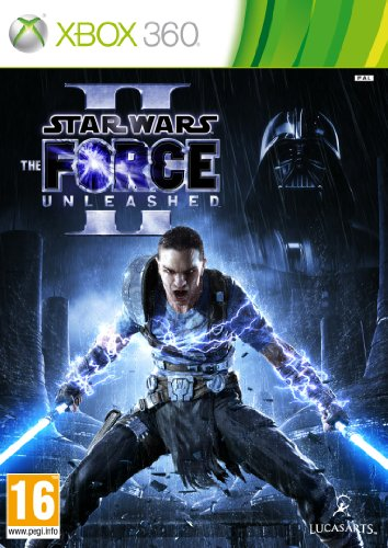 Unleashed 2 Force Xbox (Star Wars: The Force Unleashed 2 (Xbox 360) [Import UK])