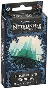 Android Netrunner - 330808 - Jeu De Cartes - L'Ombre de l'Humanité Paquet de données
