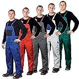 Arbeitslatzhose Latzhosen Latzhose Arbeitshose multifunktion Hose Arbeitskleidung versch. Farben Gr.