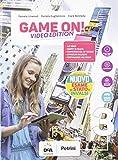 Game on! Student's book & workbook. Con Maps. Ediz. video. Per la Scuola media. Con e-book. Con espansione online. Con DVD-ROM. Con File audio per il download: 3