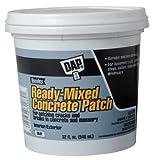 DAP INC, Quart 31084bereit gemischt Beton Patch, grau, grau, 2er-Pack