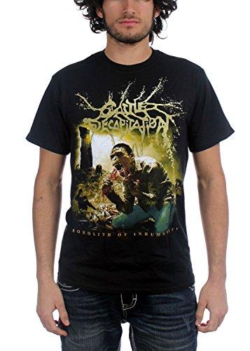 Cattle Decapitation -  T-shirt - Uomo nero X-Large