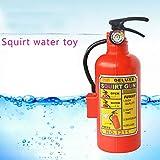Kinder Lernspielzeug, ALIKEEY 1 STÜCKE Feuerlöscher Kinder Sommer Schwimmen Wasser Spray Maschine Spiel Spielzeug FÜR MÄDCHEN Jungen FÜR MÄDCHEN Jungen