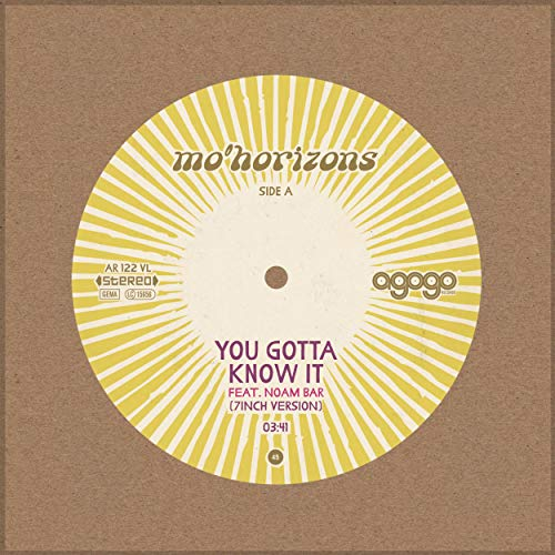You Gotta Know It (7inch Version)