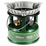 Docooler Außen Compact Öl-Ofen Kochherd Utensilien Geschirr Öl-Heizkessel für Picknick 5-30 Personen Autotour BRS Benzin Diesel