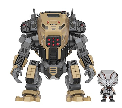 Funko - Figurine Titanfall 2 - Blisk & Legion Oversized Pop 15cm - 0889698116237