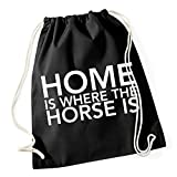 Home Is Where The Horse Is Gymsack Black Certified Freak