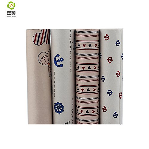 reixus (TM) Cartoon Design Coton Fat Quaters Tilda Tissu Patchwork N ? Hen Doll Choix Quilting F š ¹ R 4 lots 40 * 50 cm