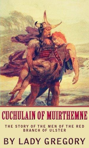Cuchulain de Muirthemne – Lady Gregory  51SWuR%2Bzw7L