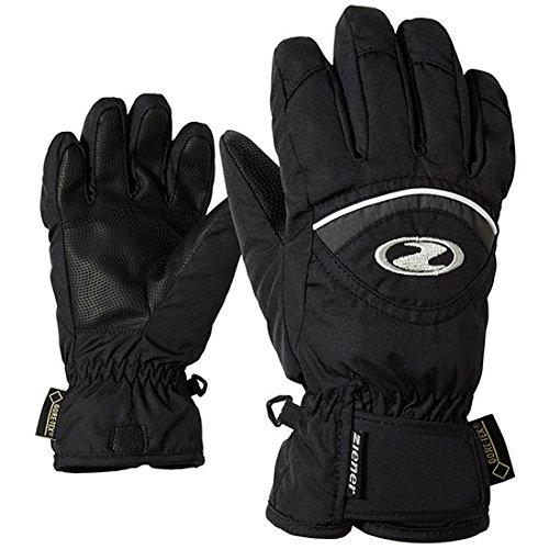 Ziener Kinder Largo GTX(R) Glove junior Handschuh, Black, 4 | 04052928554055