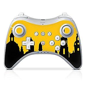 Skin Aufkleber Sticker Folie für Nintendo Wii U Pro Controller Sg Dynamo Dresden Fanartikel Bundesliga
