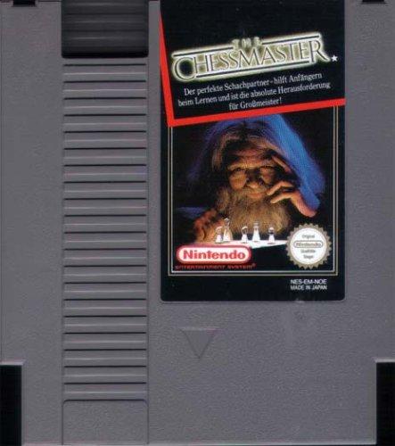 The Chessmaster [NES]
