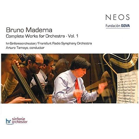 Obras Completas Orquesta Vol. 1