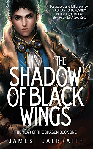 Wings (The Year of the Dragon, Book 1) (English Edition) ()