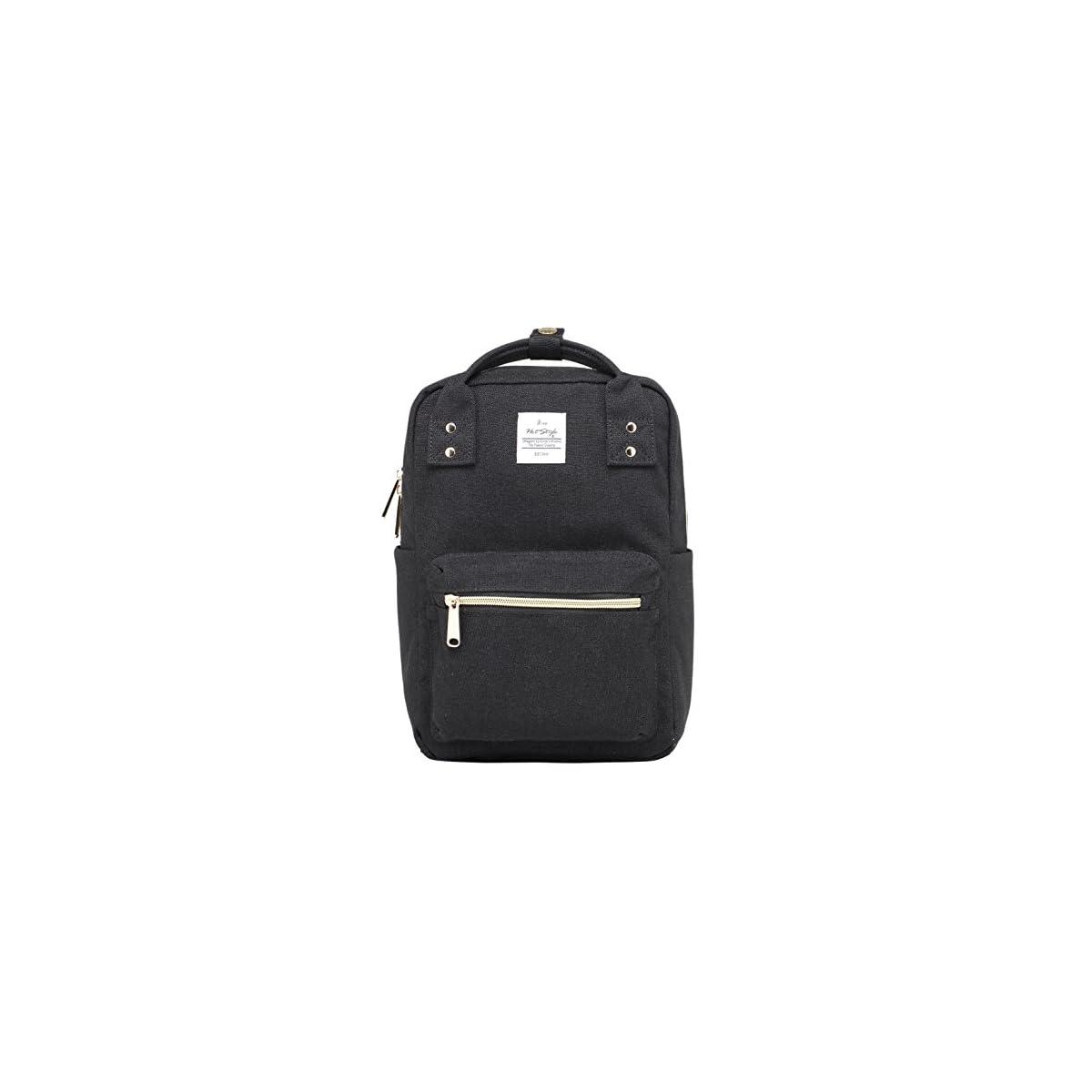 51SWyb1JKSL. SS1200  - DISA Mini Bolso Mochila pequeño | Cabe un iPad de 10 Pulgadas | 29,5x20x11 cm