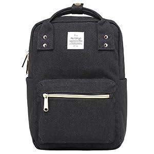 51SWyb1JKSL. SS300  - DISA Mini Bolso Mochila pequeño   Cabe un iPad de 10 Pulgadas   29,5x20x11 cm   Rojo