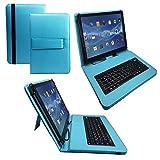 Qwertz Tastatur Tablet Tasche für ASUS VivoTab Note 8 M80TA / 8.0 / 8