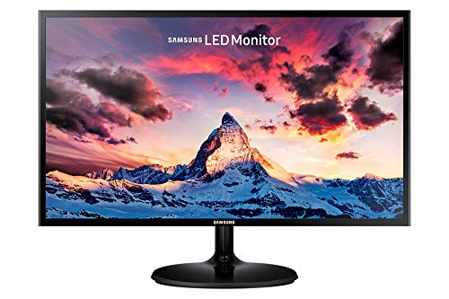 Samsung S24F352 - Monitor Full HD LED 23,5 Pulgadas (1920x1080, Aspecto 16:9, Panel TN, 5 ms, 60 Hz, diseño Super Slim, HDMI, VGA, Flicker Free, Modo Juego)