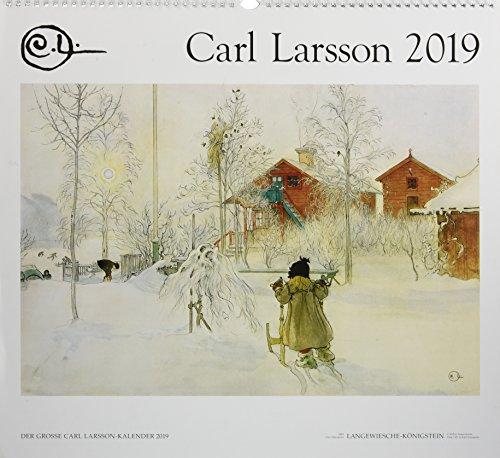 Der Große Carl Larsson-Kalender 2019