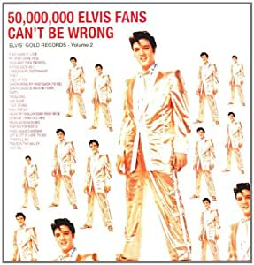 Elvis Golden Records Vol.2