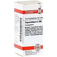 THYREOIDINUM C 200 Globuli 10 g preisvergleich bei billige-tabletten.eu