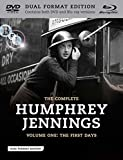 The Humphrey Jennings Collection - Vol. 1 The First Days (Dual Format Edition) (2 Blu-ray) [Edizione: Regno Unito] [Import anglais]