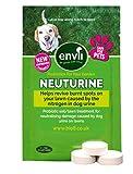 Envii Neuturine - Hund Urin Neutralisator Spray Reparaturen Gebranntes Gras Betroffene Dog Urin - 12 Tabletten