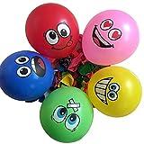 ✨ Net Solutions ✨ x5 Ballons Fous ! pour décoration d'anniversaire ou autre évènement | lot de 5...