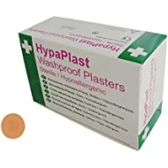 HypaPlast Pink Washproof Spot Plasters - Pack of 100