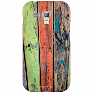 Design Worlds - Samsung Galaxy S Duos 7562 Designer Back Cover Case - Multi...