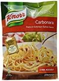 Knorr Spaghetteria Carbonara Nudel-Fertiggericht 2 Portionen (5 x 174 g)