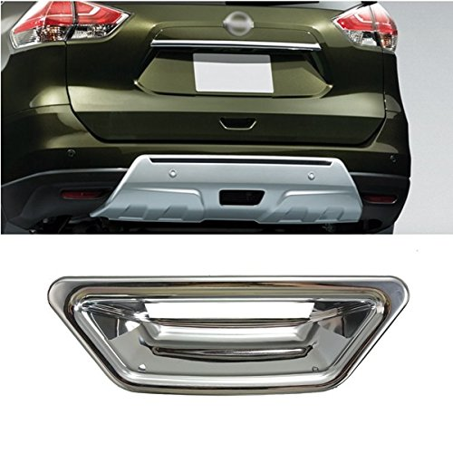 JenNiFer Abs Chrome Plated Car Rear Door Bowl Handle Cover Für 14-15 Nissan X-Trail Rogue -