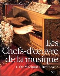 Les chefs-d'oeuvre de la musique Tome 1 de Machaut à Beethoven