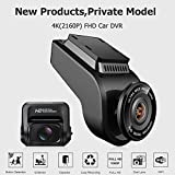 Childplaymate T691C 2in Front 4K 2160P+ Rear 1080P FHD Dash Cam Car DVR Camera (WiFi)